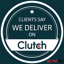 Red Fox Web Technologies is Now on Clutch!